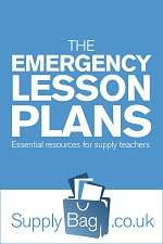 SupplyBag - The Emergency Lesson Plans