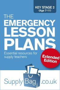 Emergency Lesson Plans for supply teachers - KS2 Extended Edition
