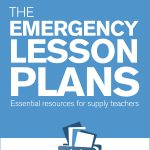 Key Stage One Emergency Lesson Plans for ICT