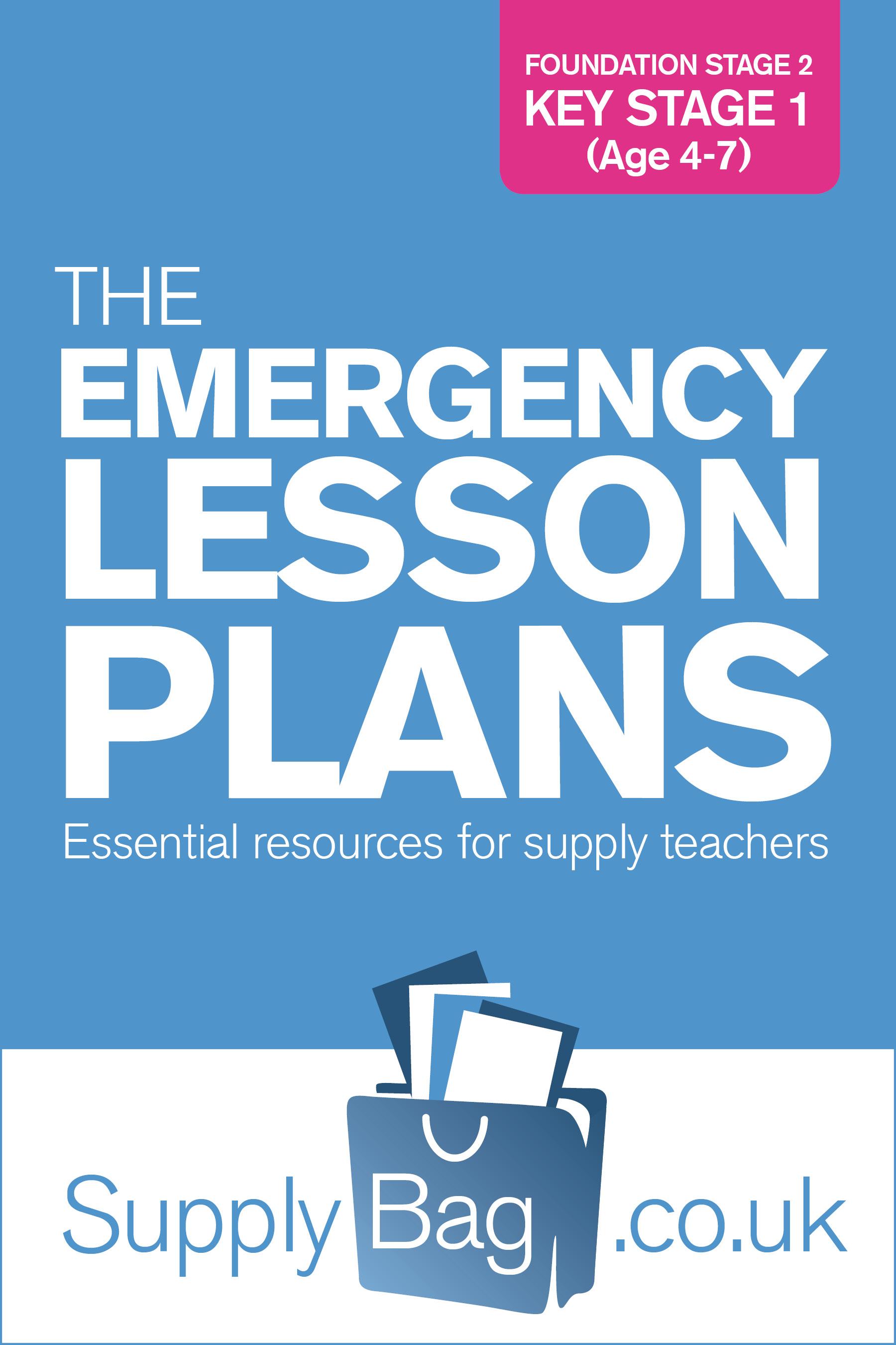 Year 1 Lesson Plans Supplybagsupplybag