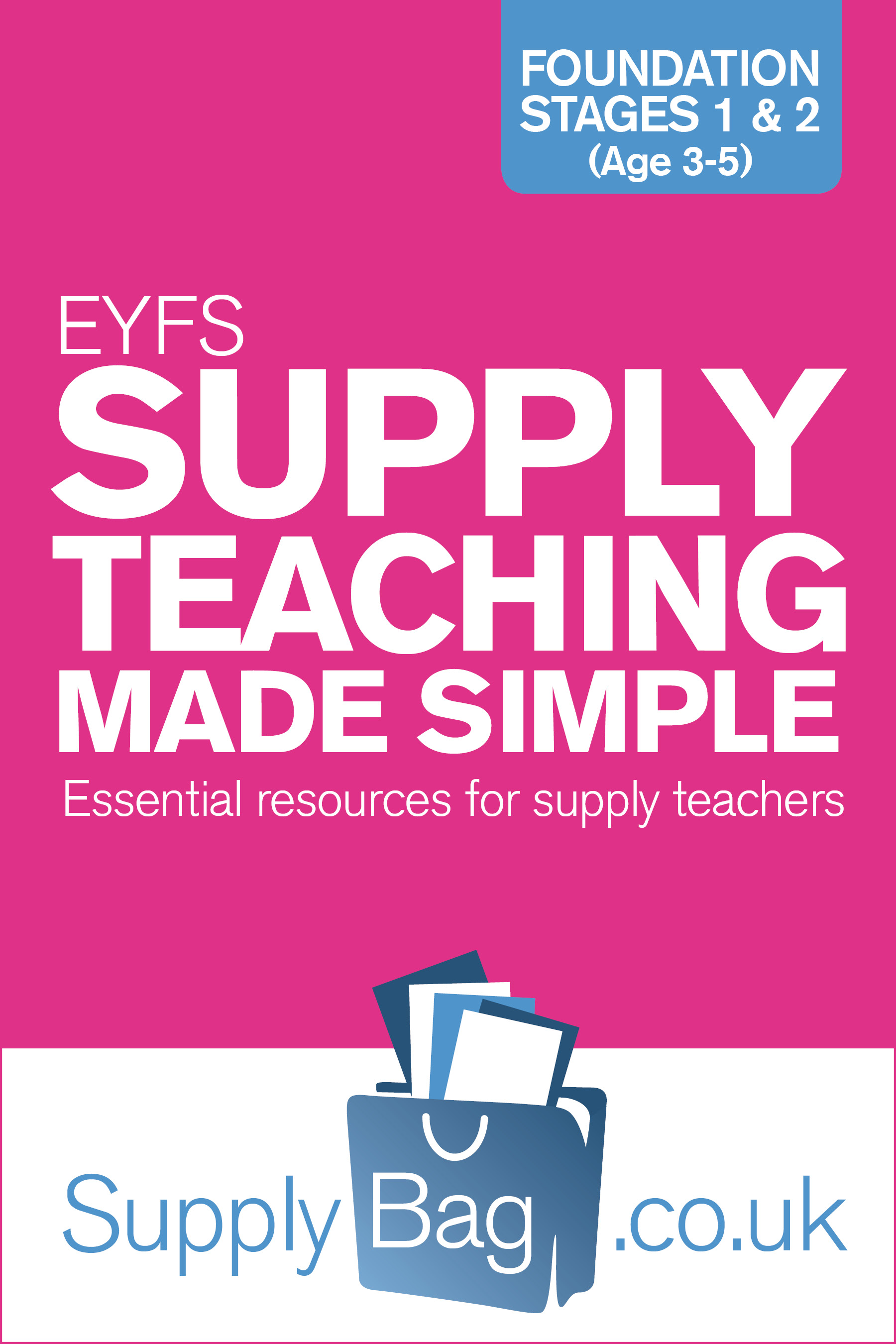 EYFS Supply Teaching made simple