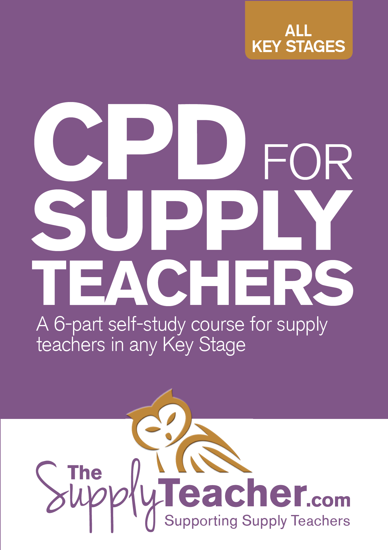 CPD for Supply Teachers - A self-study course
