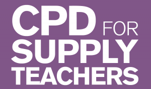 CPD for Supply Teachers - log and ideas