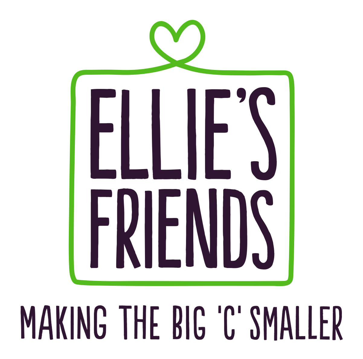 Ellie's Friends - Making the big C smaller
